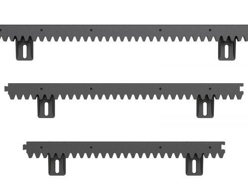 La gamme de crémaillères modulaires pour portails de Stagnoli
